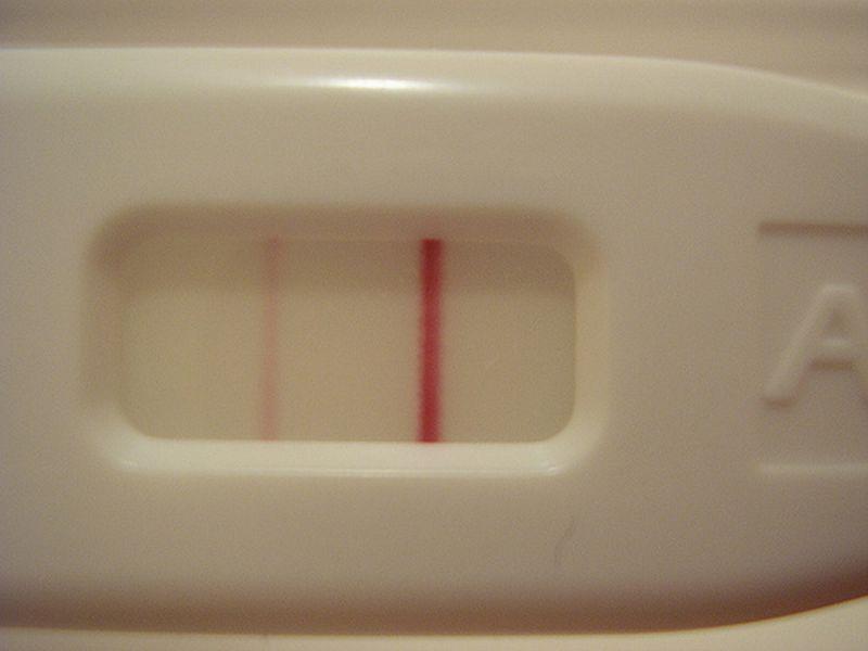 Embarazo orina falso de en positivo prueba