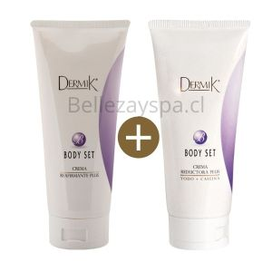 PACK CREMA REDUCTORA + REAFIRMANTE PLUS - BODY SET