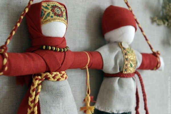 оберег кукла