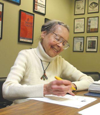 Doris Ferm (1924-2013)