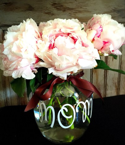 Happy Mother's Day! - Mom's flowers
