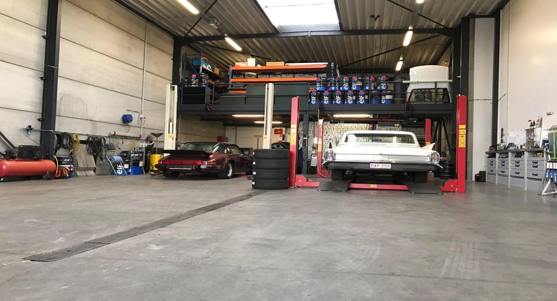 bellinko cars werkplaats