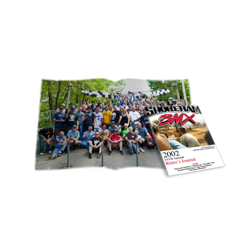 Shoreham BMX Rider's Journal