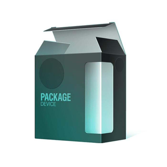 Charlotte Package Design