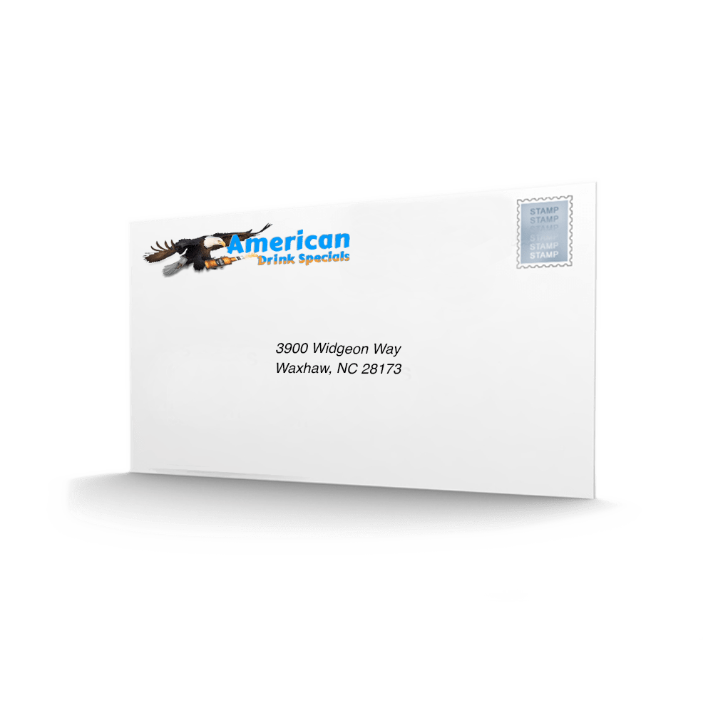 Envelope Design & Printing