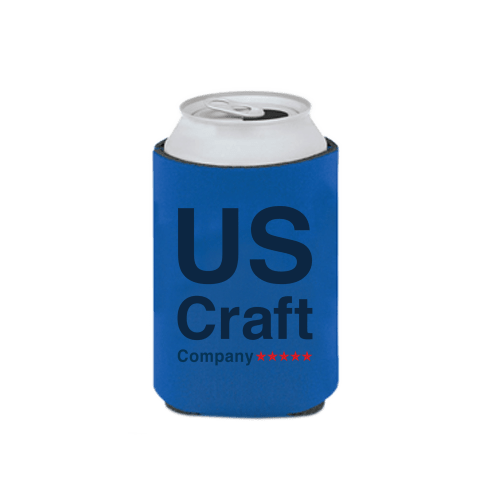Us Craft Company Product Branding Drink Koozie