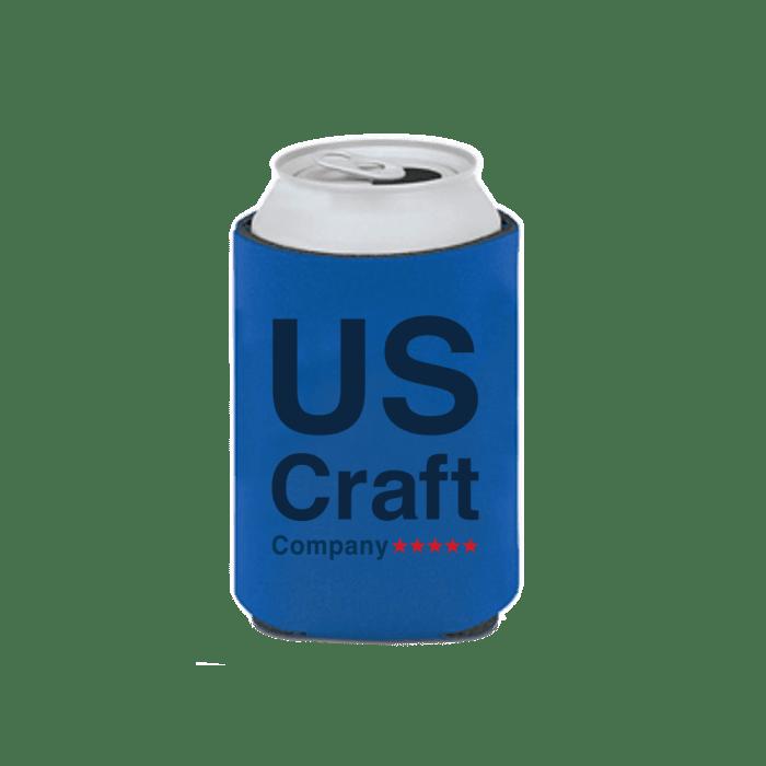 Us Craft Company Product Branding Drink Koozie