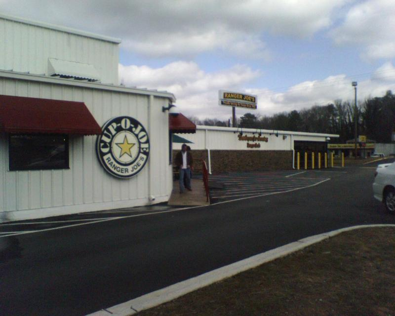 Ranger Joe's...
