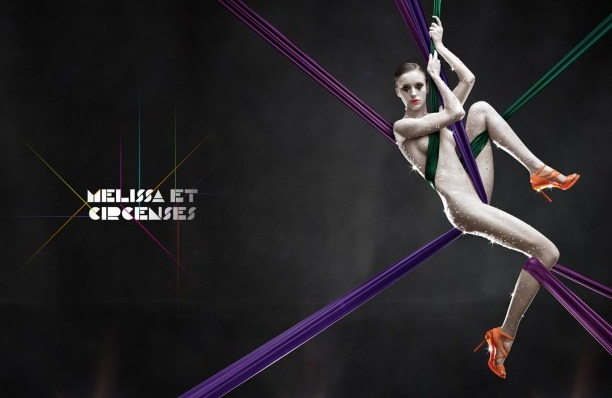 Melissa + Jean Paul Gaultier