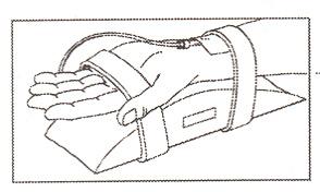 Arterial Cannulation Positioner