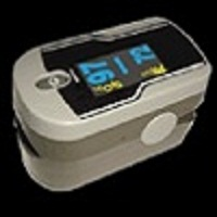 Pediatric Finger Pulse Oximeter Plus