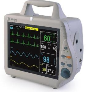 Portable Veterinary Monitor, MEC-1200