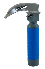 BritePro Solo Disposable Laryngoscope Blade and Handle Package