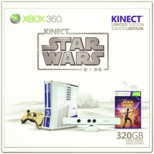 You Want An X Box? May The Force Be With You