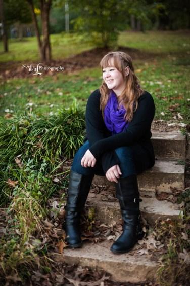 Senior Pictures Knoxville TN, Senior Portrait Photography, Outdoor Pictures, Senior Pics, Senior Girl, Purple