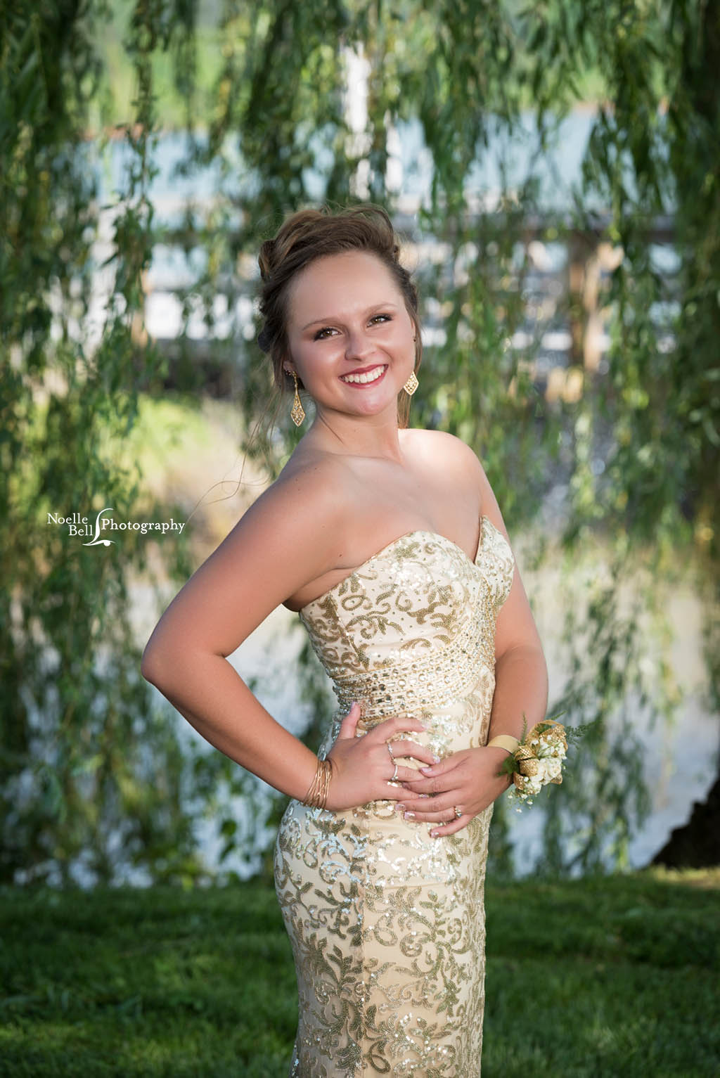 Some Nights Should Last Forever Senior Portrait Photography Knoxville TN