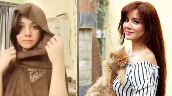 Rabi Pirzada Leaked Video Viral