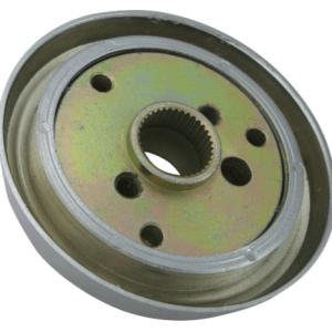 Bells-And-Whistles-Chrome-Shop-Trucks-Aftermarket-Accessories-Steering-Steering-Creations-3-Hole-Bolt-Pattern-Hub-Kit-Peterbilt-Kenworth-Freightliner-Mack-Volvo-Lonestar