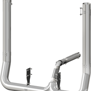 Dynaflex Products Kenworth W900L Long Drop Kit