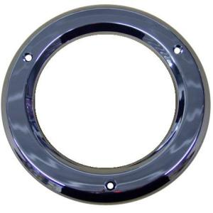 "Lifetime Nut Covers 4"" Round Light Bezel"