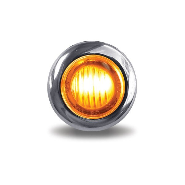 Bells-And-Whistles-Chrome-Shop-Trucks-Aftermarket-Accessories-Lighting-Trux-Accessories-Amber-Purple-LED-Marker-Light-Peterbilt-Kenworth-Freightliner-Mack-Volvo-Lonestar