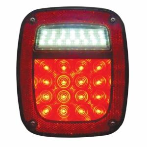 United Pacific LED Universal Combination Tail Light w/o License Light
