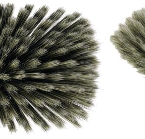 "14"" Noghair Bi-level Brush"