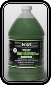 WAB Super Cab Cleaner Plus