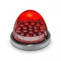 Bells-And-Whistles-Chrome-Shop-Trucks-Aftermarket-Accessories-Lighting-Trux Accessories-Clear-Red-Turn-Signal-LED-Marker-Watermelon-Light-Peterbilt-Kenworth-Freightliner-Mack-Volvo-Lonestar