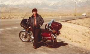 Mom touring 7 Western states.