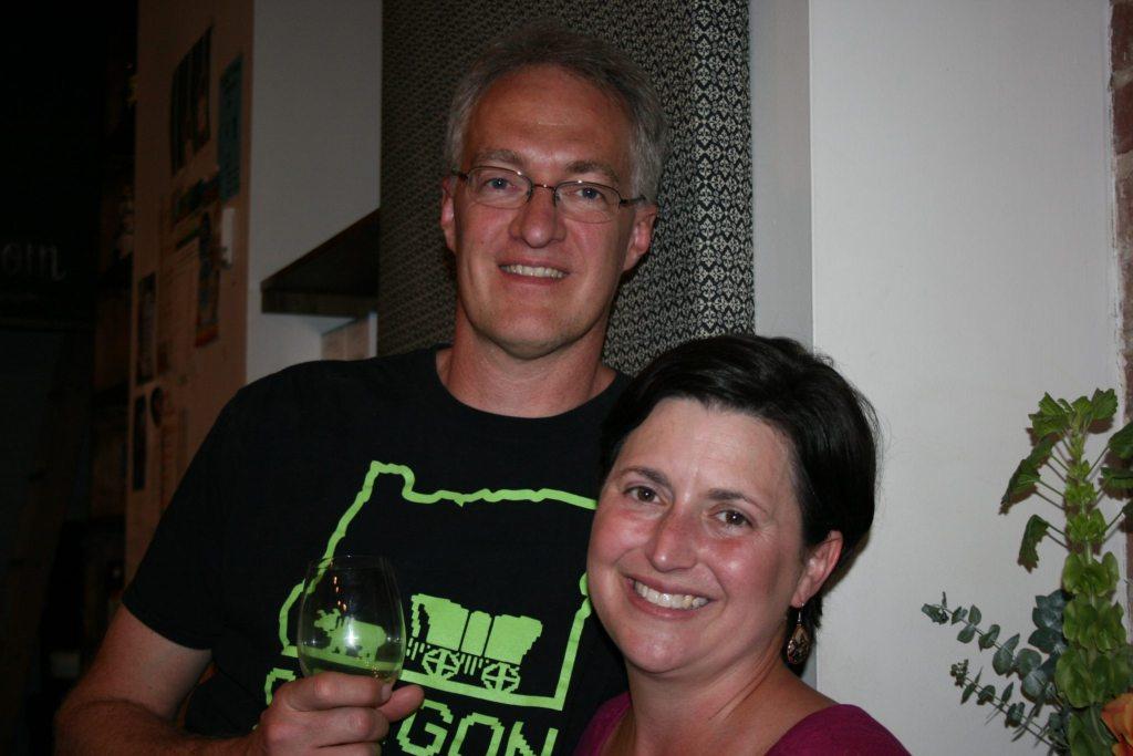 Scott & Jennie