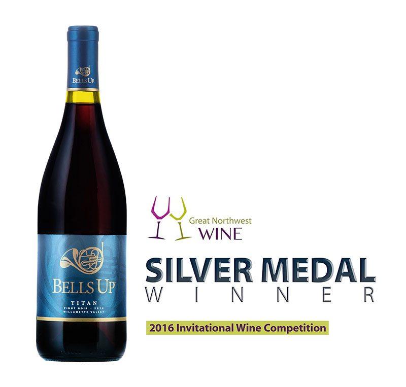 Bells up Winery Titan 2014 Pinot Noir