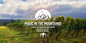 Sample Bells Up Wines at Magic in the Mountains @ The Allison Inn and Spa - Chef's Garden