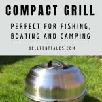 SA Fire compact grill