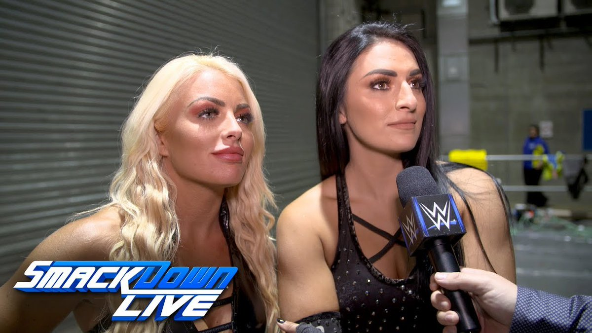 Mandy Rose and Sonya Deville speak out on the 'Kabuki Warriors'