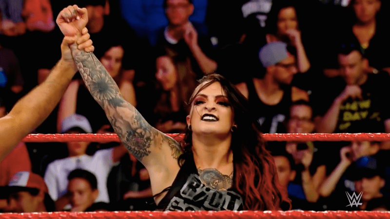 Ruby Riott in recovery from successful shoulder surgery