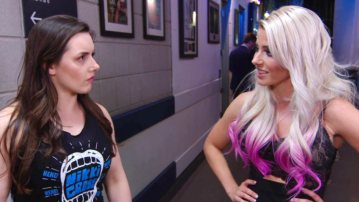Nikki Cross replaces Alexa Bliss in Money in the Bank match