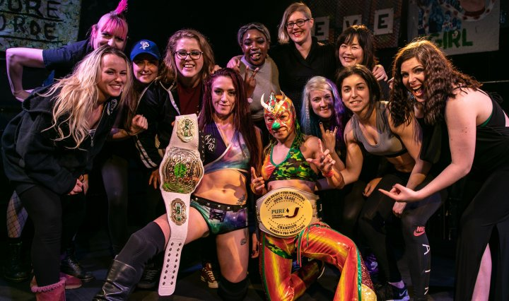 Independent Women's Promotions Pro Wrestling: EVE