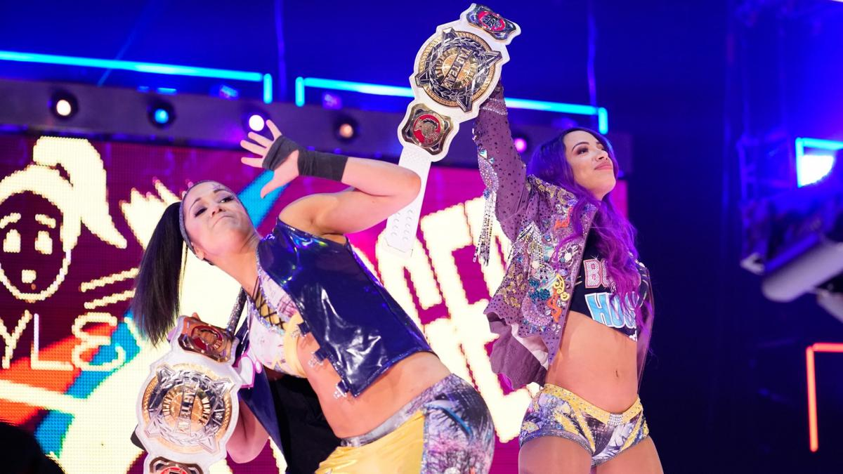 The mediocre run of the WWE Women's Tag Team Championships