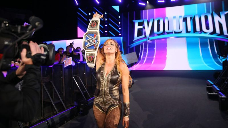 Becky Lynch: Evolution 2 is possible without Ronda Rousey