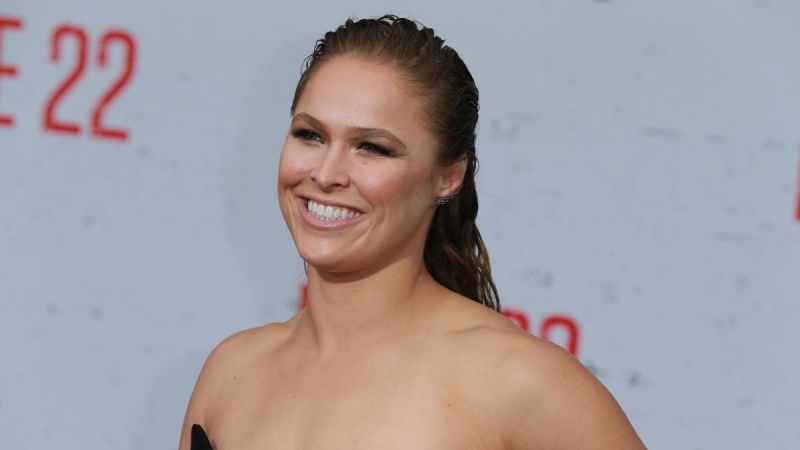 Ronda Rousey joins the cast of 9-1-1