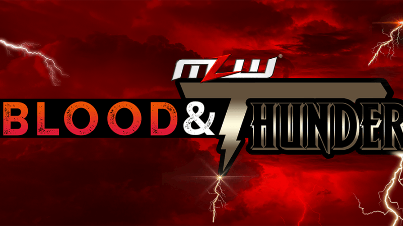MLW women's division debuts at Blood & Thunder