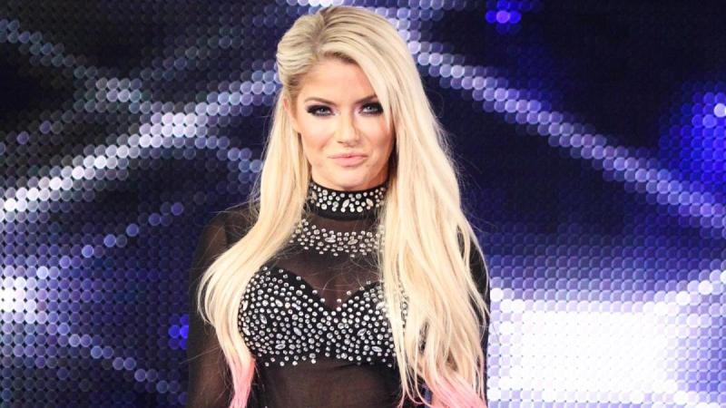 Alexa Bliss to return soon to action from reported minor injury