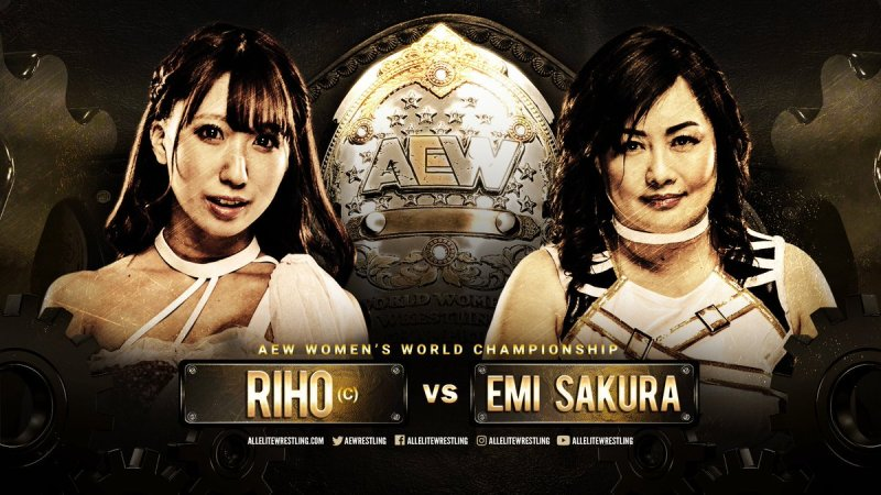 Women's Championship match added to AEW Full Gear