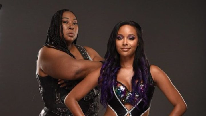 The Nightmare Collective's debut AEW