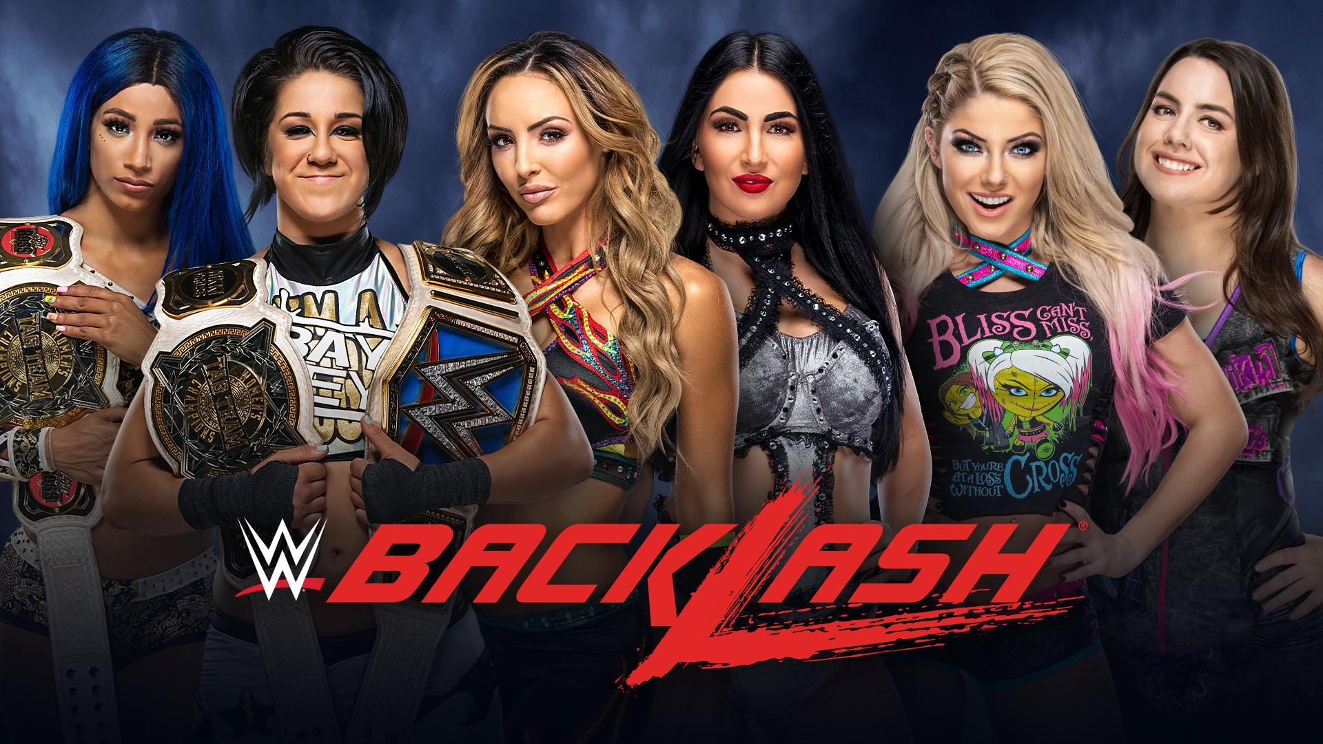 WWE Women's Tag Title match set for Backlash
