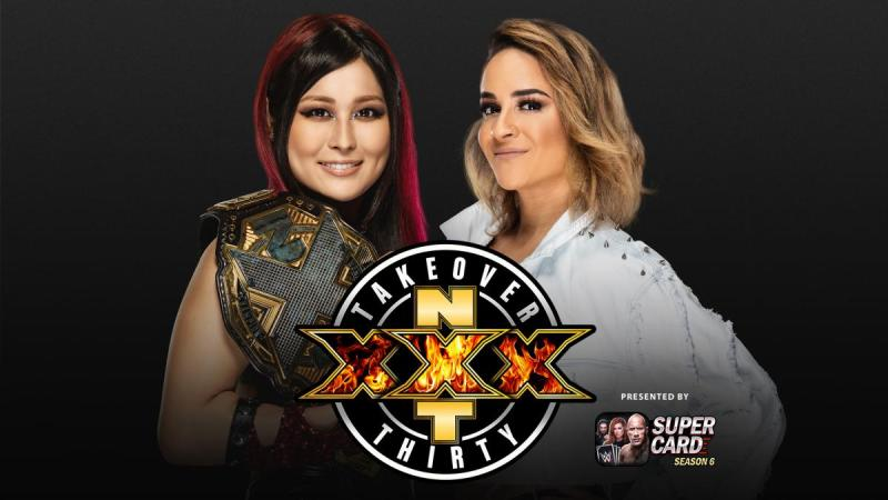 Dakota Kai vs. Io Shirai set for NXT TakeOver: XXX