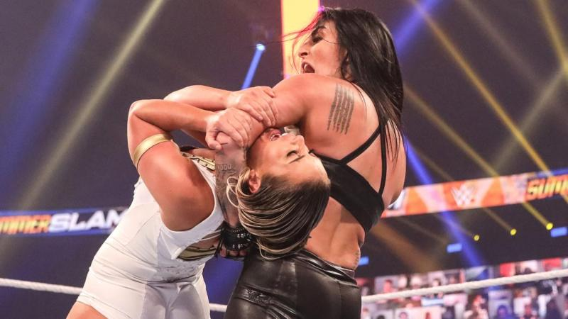Sonya Deville Loses WWE Career At SummerSlam 2020