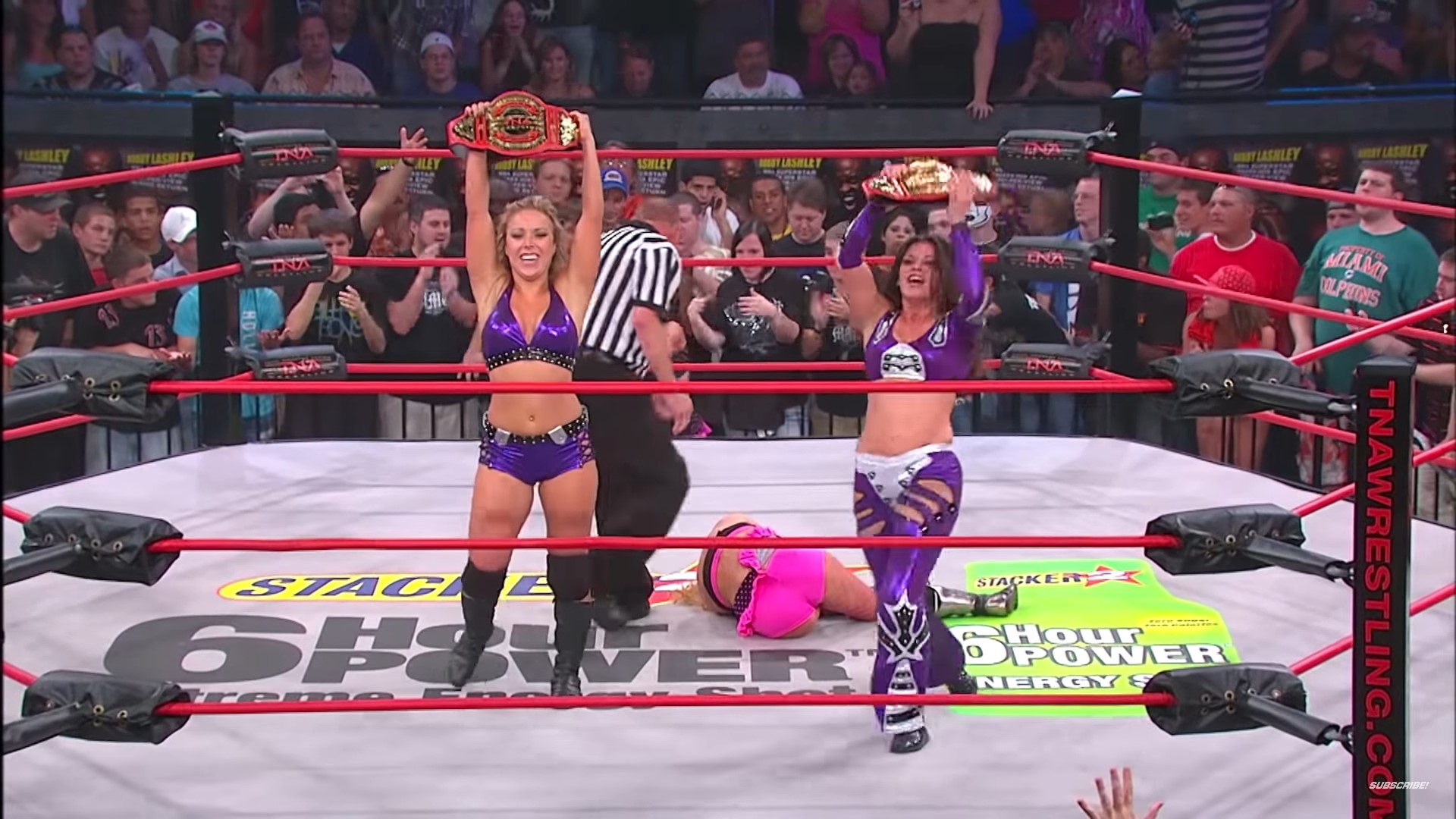 The Strange Legacy of the TNA Knockouts Tag Titles
