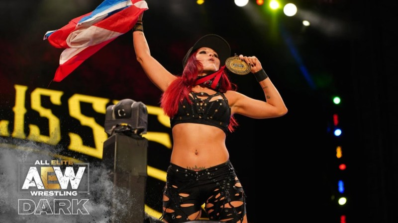 Ivelisse on NWA title match, Diamante, and gratitude towards AEW